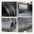 Sae 1008 / 1006 / 1010 / 1012 alambre de bajo carbono varilla 5.5 mm, 6.5 mm, 7 mm, 7.5 mm, 8 mm