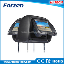 CE.FCC Certification /CD Player,MP3 / MP4/mp5 Players,game/USB/TF Combination car headrest dvd player