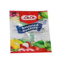Rich and colorful plastic candy packaging printing