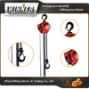 factory direct sale stainless steel electric chain hoist