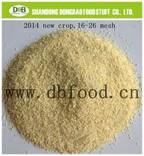 direct supplier new crop dehydrated garlic granlue with GAP, BRC, HACCP & KOSHE from China