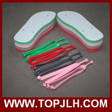 2015 beach wedding flip flops for sublimation printing, flip flops
