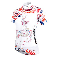 New design ILPaladino women bicycle cycling jersey high quality #DX-W583
