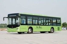 HOWO City Bus with 40 Seats for Sale