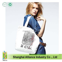 Gifts Event Tote Bag cotton shopping shoulder canvas bag for school craft