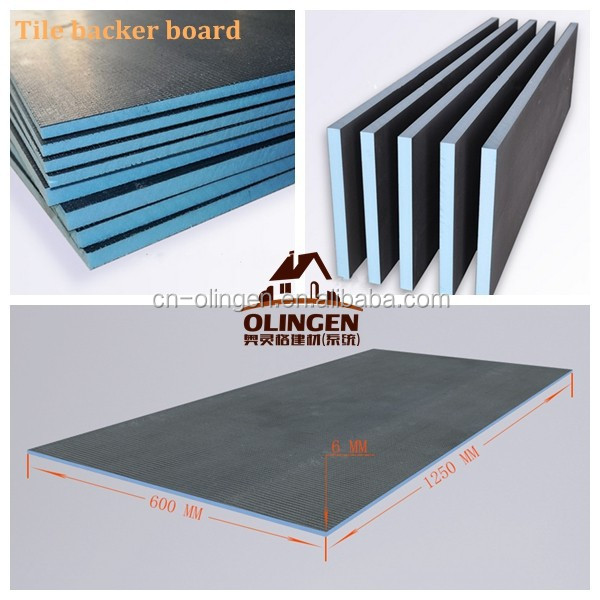 Rigid Polyurethane Foam Cement Fiberglass Insulation Board