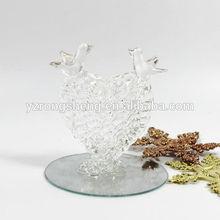 copas de cristal de alta calidad para las mesas de bodas, regalo para los invitados