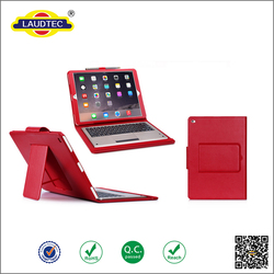 Flip Stand leather Tablet Case with keyboard case for ipad pro 12.9 inch -----Laudtec