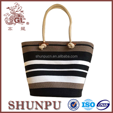 fashion lady's straw bags