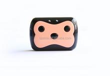 worlds smallest pet gps tracker Waterproof mini gps personal/pet tracker gps collar for pets dog cat