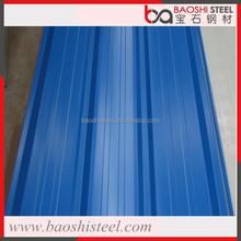 Baoshi Steel flashing flexible cheap metal sheet for roof price