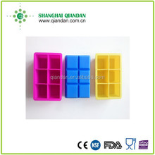 reusable silicone ice cube tray for ice cream maker
