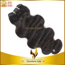 Unique hair style unprocessed brazilian virgin human hair extension for sale