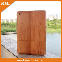 For iPAD Mini Cell Case, 2015 New Stylish PC Wooden Back Cover Case for Ipad Mini