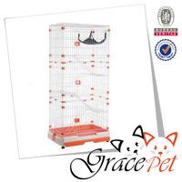 [Grace Pet] Easy Assemble Large 3layer Cat cage