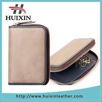 Business genuine leather key bag key pouch leather key case