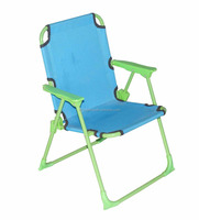 Outdoor and indoor folding kids chair