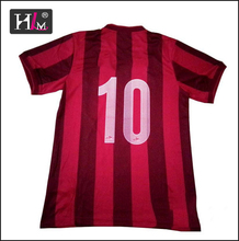 New Style trustworthy supplier soccer jersey online wholesale with low MOQ
