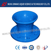 ductile iron bell reducer with flange