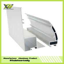 Light box extruded aluminum profiles with competitive