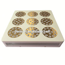 New product Matrix S600 smart wifi and RF controller Apollo 9 led 130w grow light