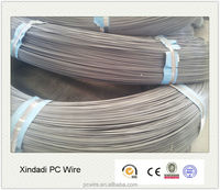 Liaocheng Xindadi 8mm ribbed prestressed concrete wire