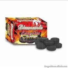 easy-light coals for hookah (3 seconds)