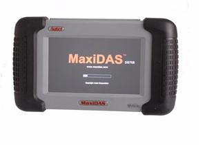 모든 자동차에 대한 범용 자동차 진단 도구 autel maxidas ds708 소프트웨어 업데이트 진단 도구 ds708