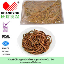 health and nutrition food special vegetable boiled osmund with good price Chinese supplier