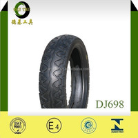 China factory motorcycle tire and tube 100/90-18