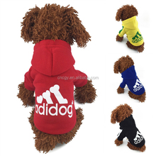 USA XXX Dog Clothes, Free Shipping 2016 XXX Small Large Dogs Clothes Can OEM To USA Europe, Wholesale Adidog USA XXX Dog Clothes