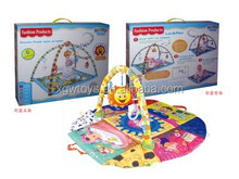 Transformable Bag 100% Cotton Baby Play Mat