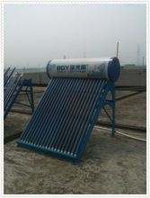 Brilliant Domestic Stainless Steel Vacumm Tubes Solar Water Heaters