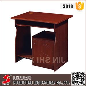 사용자 정의 공장 에선 가격 현대 나무 홈 간단한 컴퓨터 테이블 중국에서 만든