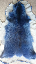 raccoon fur for garment, collar, bags, long hair and wholesale price