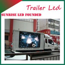 Sunrise See larger image Full Color LED Outdoor LED Advertisement Vans, Outdoor Mobile Best Selling Vehicle
