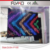 Outdoor LED cloth curtain outdoor led video curtain