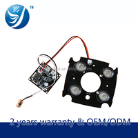 Shenzhen Feyond cctv camera pcb circuit board infrared led strip 850nm inverter welding pcb board