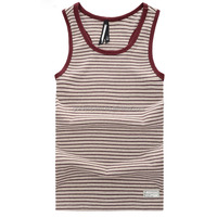 100% combed cotton high quality red sport vest couple tank top,stringer tank top,tank top manufacturer