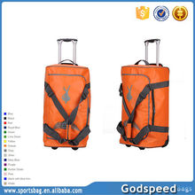 latest trolley travel bag,travel organizer bag set,tarpaulin duffel bag