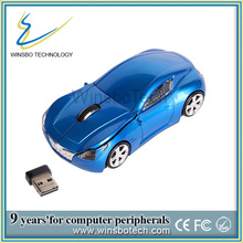 2.4GHz Wireless Benz Car Mouse/wireless mouse car shape