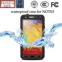 For samsung galaxy note 3 neo waterproof case