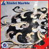 Splendid Waterjet Marble Pattern Flooring Tile Custom Made Marble Pattern Design