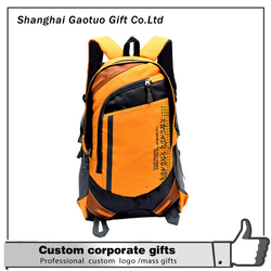 Personalized new arrival best selling waterproof photo backpack