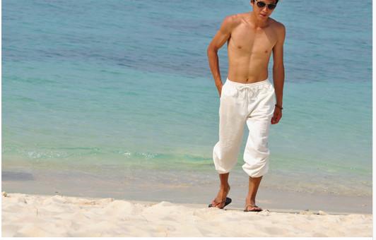 Summer Fashion Linen Pants