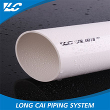 Factory Supply Quality And Quantity Assured Black Pvc Pipe