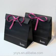 2015 new style fancy popular Customiozed Recycled kraft gift paper box