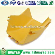 outdoor plastic ip box China Supplier huayao protect fiber optic patch cord fiber optic channell& Fiber optic support rail