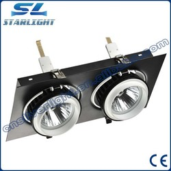 40W Adjustable Top quality adjustable head led downlight
