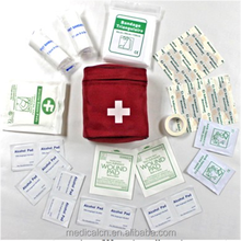Proffesional emergency first aid kit for workplace ,home ,travel